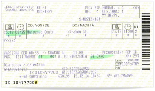 bilet-aktualny